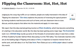 Flipping_the_Classroom__Hot__Hot__Hot_-_Curriculum_Matters_-_Education_Week